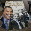 Slavery to the White House Tapestry Throw Blanket